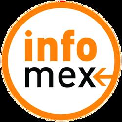Logotipo de Infomex